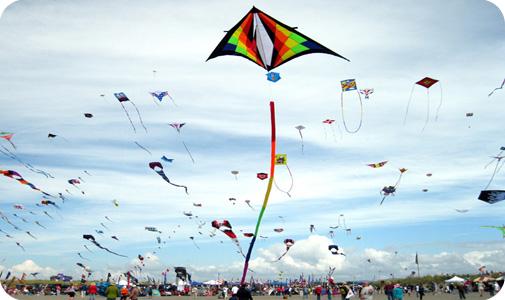 Long Beach Kite Festival ~ 2013