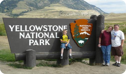 Yellowstone Part 1